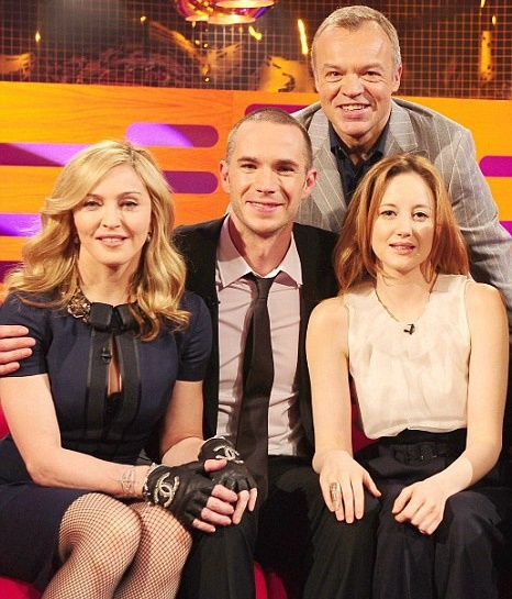 Madonna in der Graham Norton Show