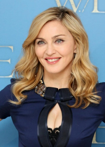 Madonna bei der Premiere zum Kinostart von W.E. in London