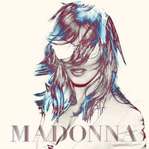 Promo zur Madonna 2012 World Tour